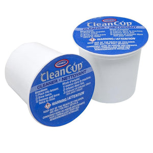 Clean Cup 5-Pack Cleaning Pods