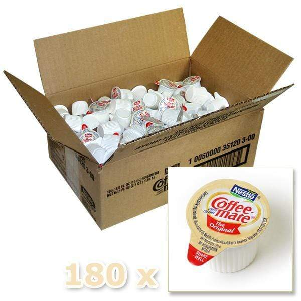 Coffee-mate Liquid Creamer - Original - 180ct Value Box