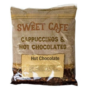Sweet Cafe Hot Chocolate 2 lb. Bag - Coffee Wholesale USA