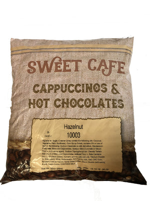 Sweet Cafe Hazelnut Cappuccino  - 2 lb. Bags - Coffee Wholesale USA