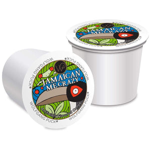 Wolfgang Puck RealCup Coffee Single Cups - Jamaica Me Crazy