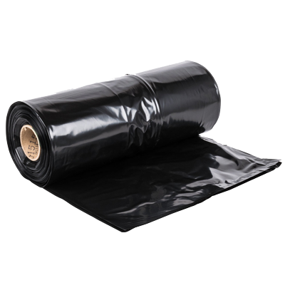 superior-equipment-supply - Interplast Packaging - Black Trash Liner X-Heavy 38 X 58 - 55 Gallon - 100/Case