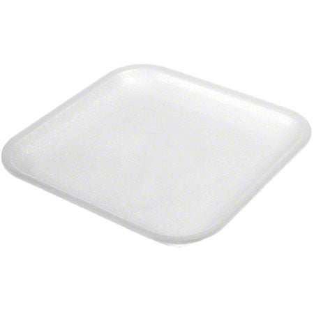 Dyne-A-Pak Meat Foam Tray 1 White - 1000/Case