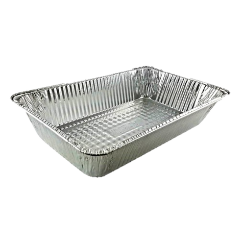 superior-equipment-supply - Handi-Foil of America - Foil Pan Full Size X-Deep - 50/Case