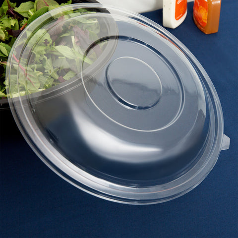 EMI Clear Salad Bowl Lid For 320 oz. Bowl - 25/Case