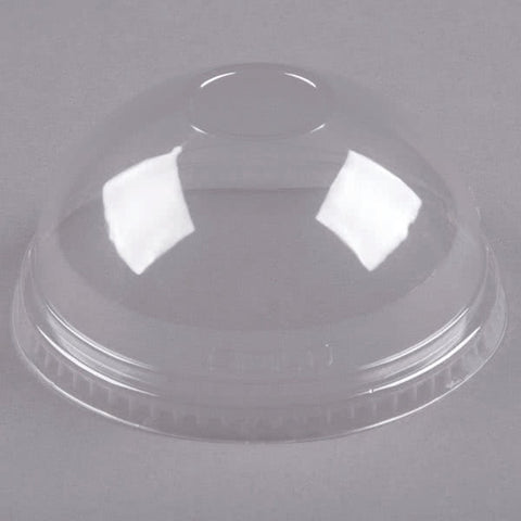superior-equipment-supply - Solo - Solo Clear Dome Lid For 16-24 oz. Cup DNR626 - 1000/Case