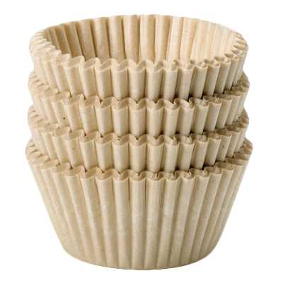 superior-equipment-supply - Harold Imports - HIC Beyond Gourmet Unbleached Mini Baking Cups