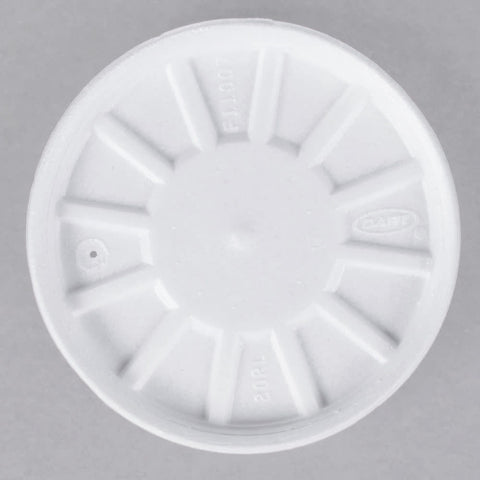 superior-equipment-supply - Dart Mfg - Dart Mfg. Foam Lid For 5-20 oz. Cups 20RL - 500/Case