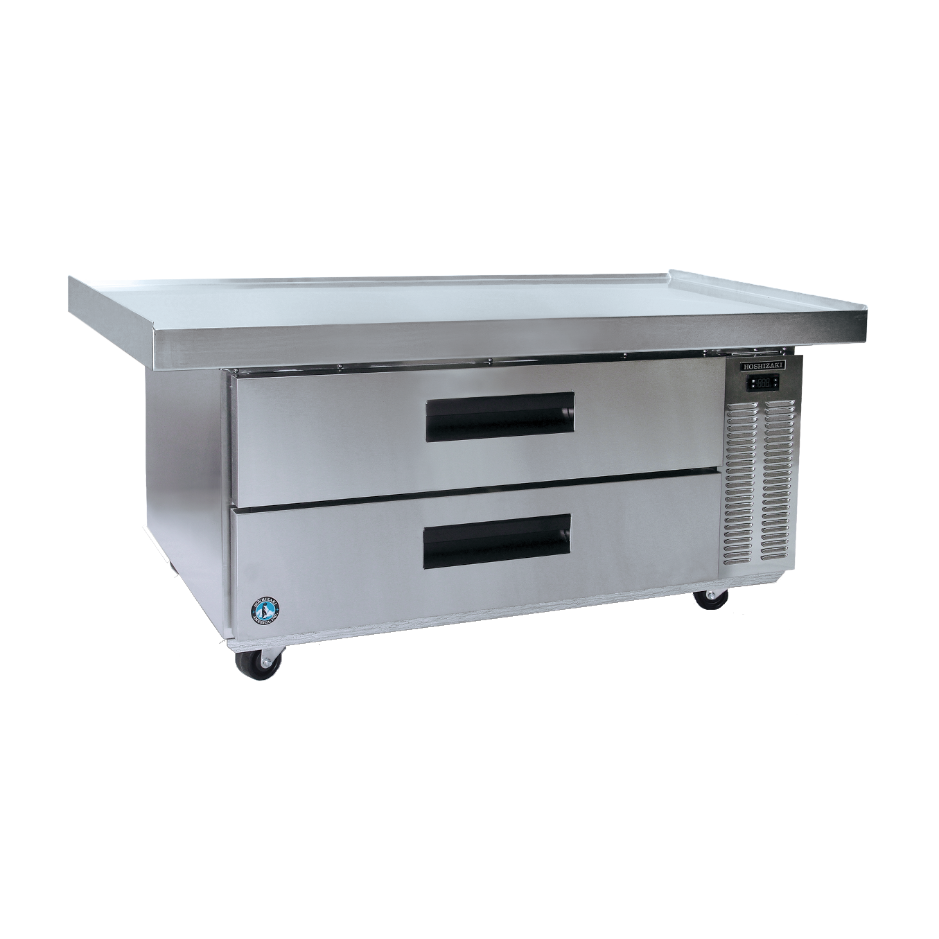 "superior-equipment-supply - Hoshizaki - Hoshizaki Stainless Steel 60.5"" Wide Equipment Stand With Refrigerator"