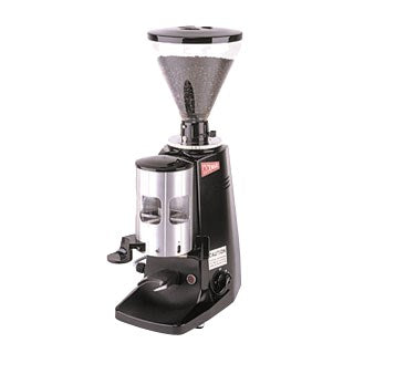 Grindmaster Cecilware Coffee Grinder Venezia Automatic Espresso Grinder, 4 Lbs Capacity Removable Hopper