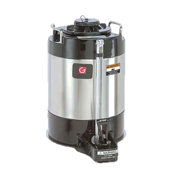Grindmaster Cecilware Coffee Shuttle®, 1.5 Gallon Capacity, Stainless Steel Interior & Exterior