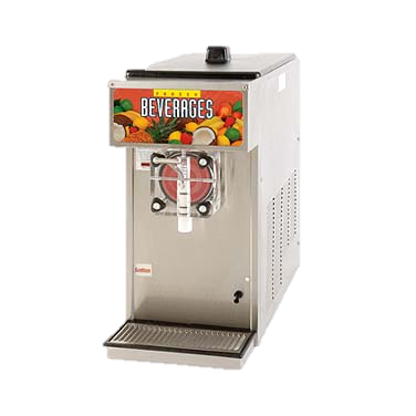 superior-equipment-supply - Grindmaster Cecilware - Grindmaster Cecilware Frozen Drink Machine, Crathco® 3000 Series, Single Flavor, Countertop, (1) 6.5 Gallon Capacity Cylinder