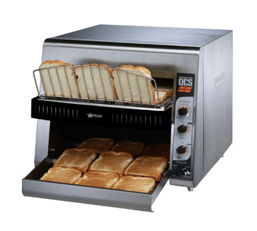 Star Stainless Steel Electric Conveyor Toaster 1000 Slices/hr