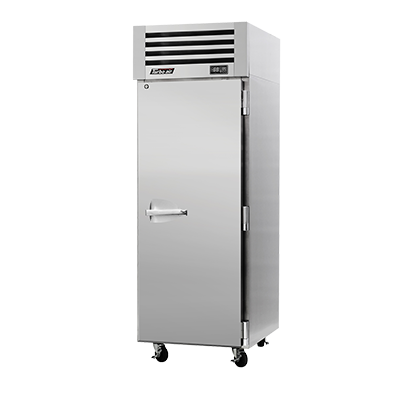 "superior-equipment-supply - Turbo Air - Turbo Air Stainless Steel One-Section 29"" Wide Pass-Thru Refrigerator"