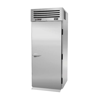 "superior-equipment-supply - Turbo Air - Turbo Air Stainless Steel One-Section 34"" Wide Roll-In Refrigerator"