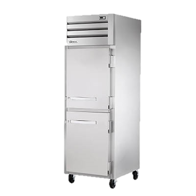 superior-equipment-supply - True Food Service Equipment - True Stainless Steel One Section Reach-in Refrigerator