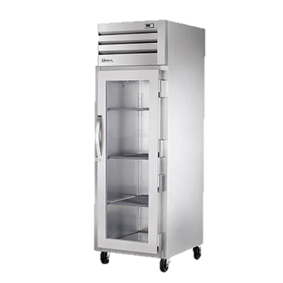 superior-equipment-supply - True Food Service Equipment - True Glass Door One Section Reach-in Refrigerator