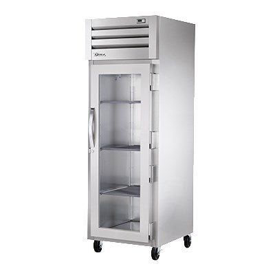 superior-equipment-supply - True Food Service Equipment - True One Section One Glass Door Reach-In Heated Cabinet