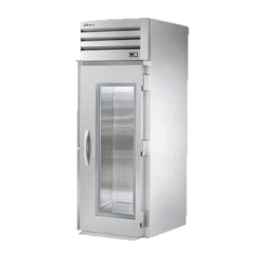 superior-equipment-supply - True Food Service Equipment - True Stainless Steel One Section One Glass Door Roll-In Refrigerator