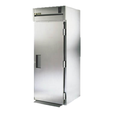 superior-equipment-supply - True Food Service Equipment - True One Section Stainless Steel Front & Side Roll-In Refrigerator