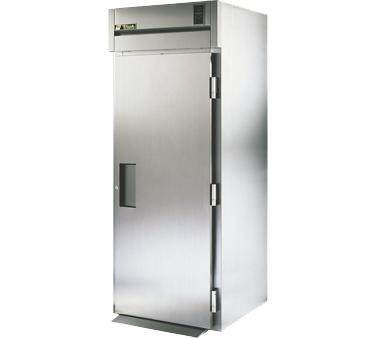 "superior-equipment-supply - True Food Service Equipment - True Stainless Steel One-Section One Door 89""H Roll-In Refrigerator"