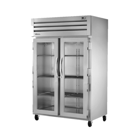 superior-equipment-supply - True Food Service Equipment - True Two-Section Two Glass Door Reach-In Refrigerator