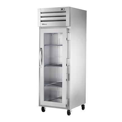 superior-equipment-supply - True Food Service Equipment - True Stainless Steel One-Section One Glass Door Reach-In Heated Cabinet
