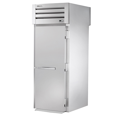 superior-equipment-supply - True Food Service Equipment - True One-Section  Front & Rear Stainless Steel Door Roll-Thru Refrigerator