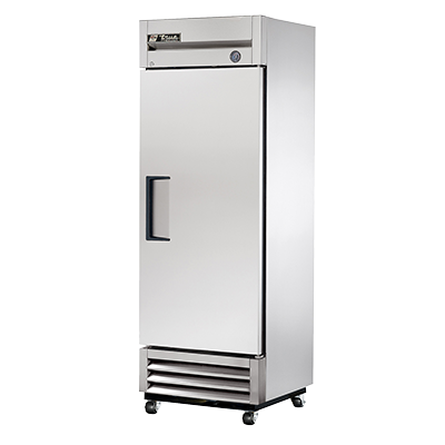 superior-equipment-supply - True Food Service Equipment - True One-Section One Stainless Steel Door Reach-In Freezer