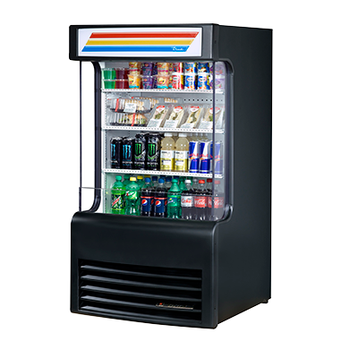 "superior-equipment-supply - True Food Service Equipment - True Vinyl Exterior Vertical Air Merchandiser 56""H"