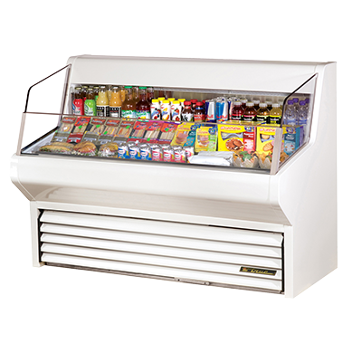 "True Self-Contained Horizontal Air Curtain Merchandiser 60""W"