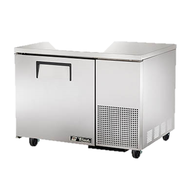 "superior-equipment-supply - True Food Service Equipment - True Stainless Steel One Section 44"" Wide Undercounter Freezer"