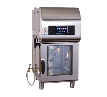 "superior-equipment-supply - Alto Shaam - Alto Shaam Stainless Steel Combi Oven Countertop Electric Countertop 18"" x 13"" Capacity"