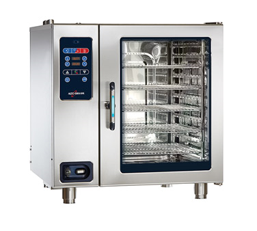 "superior-equipment-supply - Alto Shaam - Alto-Shaam Stainless Steel Gas Combi Oven Boilerless 12"" x 20"" Capacity"