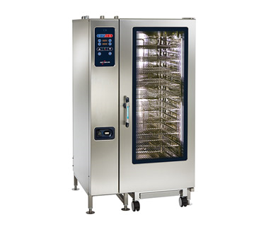 "superior-equipment-supply - Alto Shaam - Alto-Shaam Stainless Steel Gas Combi Oven/Steamer Boilerless 12"" x 20"" Capacity"