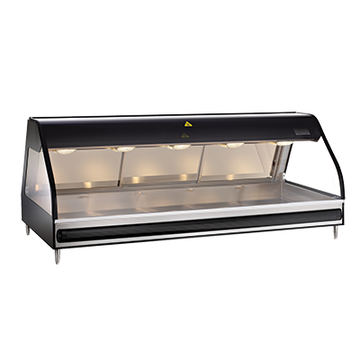 superior-equipment-supply - Alto Shaam - Alto Shaam Stainless Steel Heated Display Case Countertop 72""