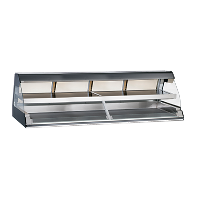 superior-equipment-supply - Alto Shaam - Alto Shaam Stainless Steel Heated Display Case Countertop 96""
