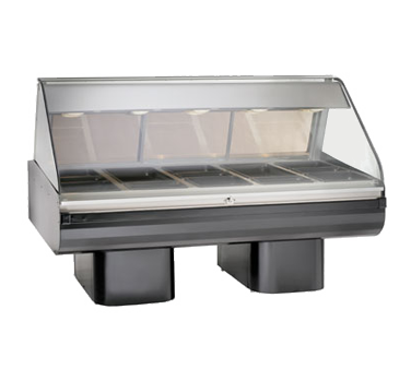 "superior-equipment-supply - Alto Shaam - Alto Shaam 12"" x 20"" x 2-1/2"" Capacity Heated Display Case Countertop 72"""