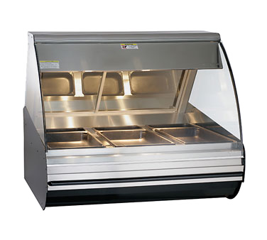 superior-equipment-supply - Alto Shaam - Alto Shaam Stainless Steel Heated Deli Display Case 48""