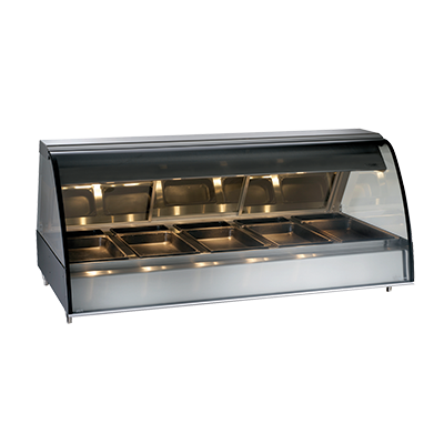 superior-equipment-supply - Alto Shaam - Alto Shaam Stainless Steel Heated Deli Display Case 72""