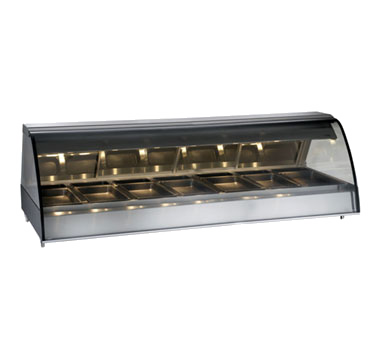 superior-equipment-supply - Alto Shaam - Alto Shaam Stainless Steel Heated Deli Display Case 96""