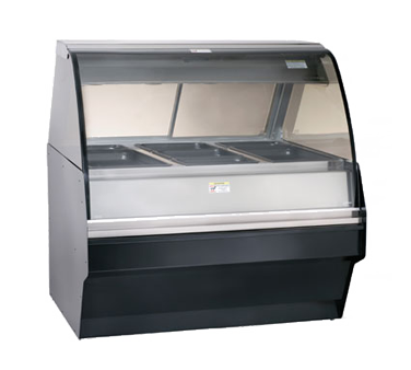 superior-equipment-supply - Alto Shaam - Alto Shaam Stainless Steel Hot Deli Display System 48""