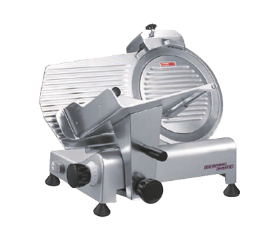 "superior-equipment-supply - Turbo Air - Turbo Air Electric Manual German Knife Food Slicer With 12"" Diameter Knife"