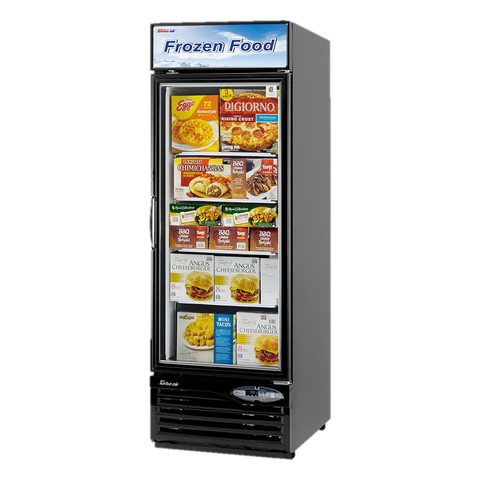 "superior-equipment-supply - Turbo Air - Turbo Air 27"" Wide One-Section Freezer Merchandiser"