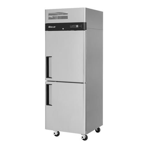 "superior-equipment-supply - Turbo Air - Turbo Air 28.75"" Wide One-Section Stainless Steel Reach-In Freezer"