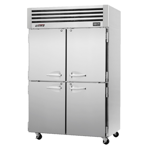 "superior-equipment-supply - Turbo Air - Turbo Air 51.75"" Wide Two-Section Four-Door Premiere PRO Series Reach-In Freezer"