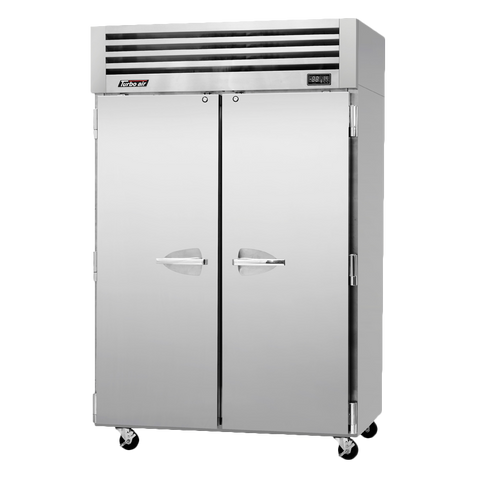 "superior-equipment-supply - Turbo Air - Turbo Air 51.75"" Wide Two-Section Two-Door Premiere PRO Series Reach-In Freezer"