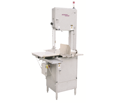 "superior-equipment-supply - Turbo Air - Turbo Air Electric German Knife Meat Saw With 126"" Blade"