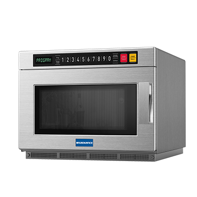 superior-equipment-supply - Turbo Air - Turbo Air Stainless Steel Heavy Duty Microwave Oven