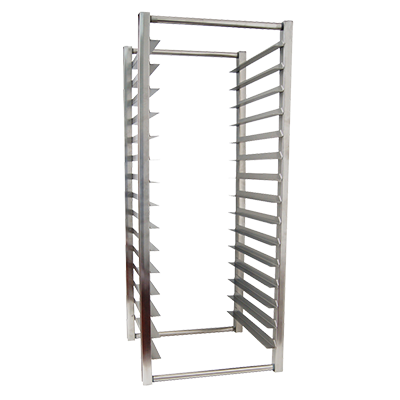 "Turbo Air 21"" Wide Full-Size Pan Rack"